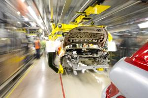Discovery Sport Construction