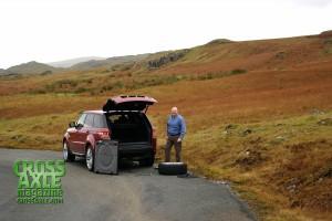 2014 Range Rover Sport, 5.0ltr V8 supercharged