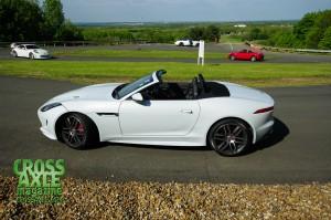 Jaguar F-Type, Supercharged V8-R, AWD