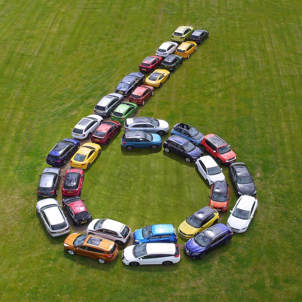 Latest Euro 6 complient cars