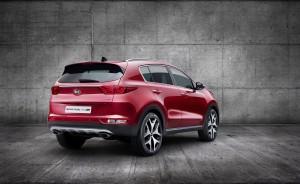 All-New Kia Sportage