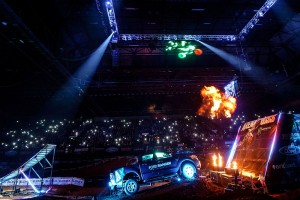 The Ford Ranger returns to the ARENACROSS tour next year